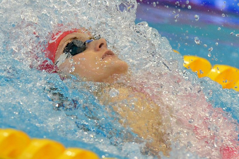 Aleksandra Urbańczyk była najlepsza wśród kobiet /AFP