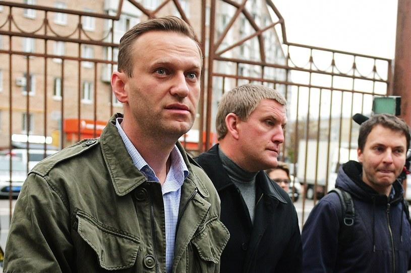 Aleksiej Nawalny /Eugene Odinokov /East News