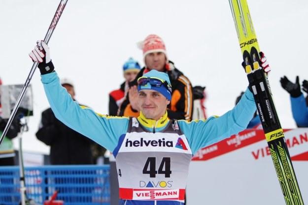 Aleksiej Połtaranin /AFP