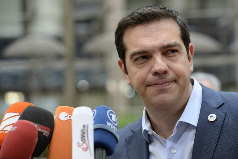 Aleksis Cipras /AFP