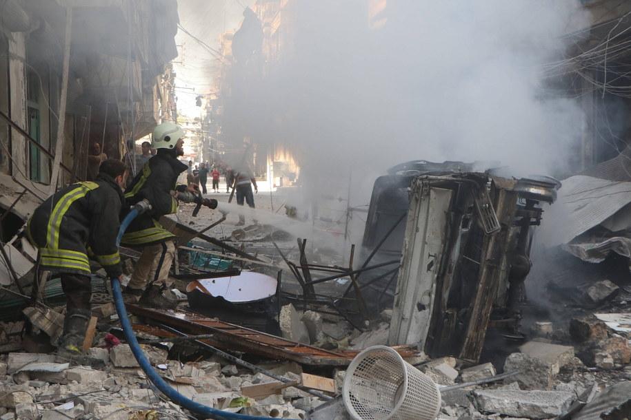 Aleppo (zdjęcie ilustracyjne) /AA/ABACA /PAP