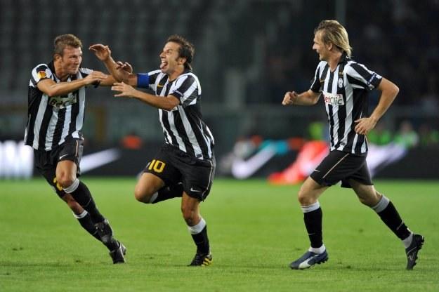 Alessandro Del Piero chce pod koniec kariery wrócić z Juventusem na szczyt /AFP