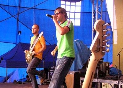 Alex Boogie Band w akcji /INTERIA.PL