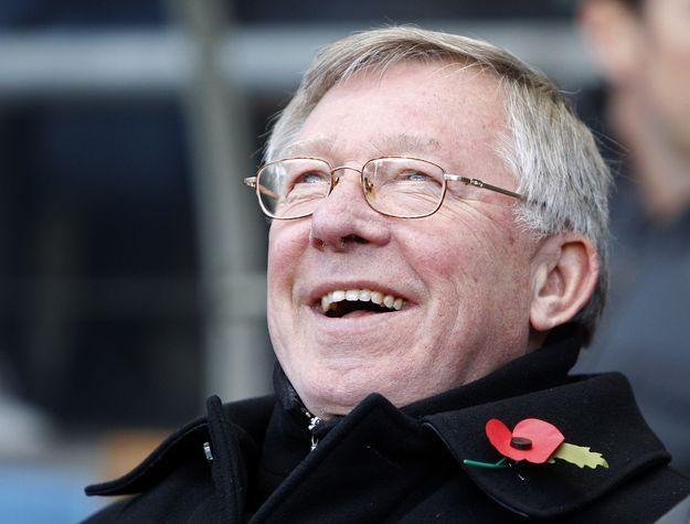 Alex Ferguson pobił kolejny rekord w trakcie swej pracy w Man Utd /AFP