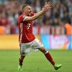 Alex Ferguson uznał, że Franck Ribery jest za słaby na grę w Manchesterze United