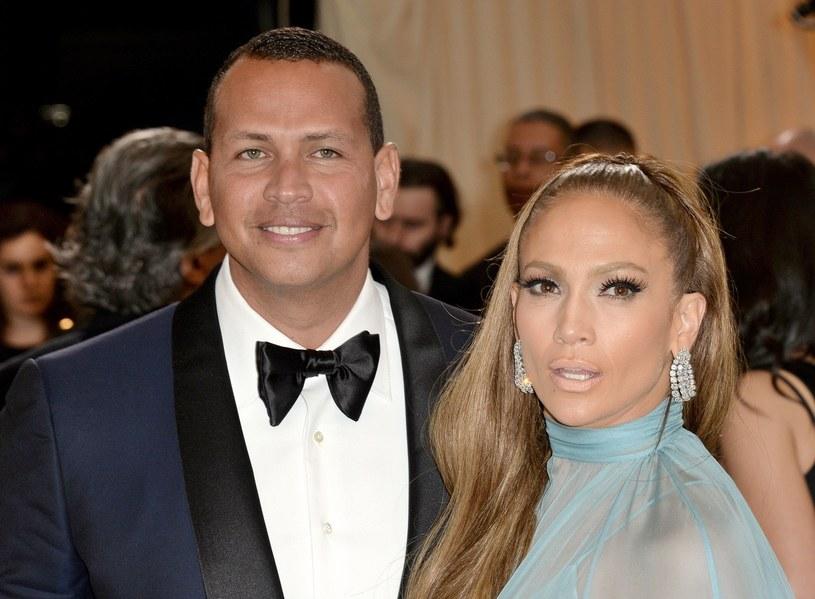 Alex Rodriguez i Jennifer Lopez? /East News