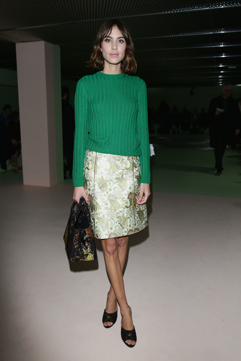 Alexa Chung /Getty Images
