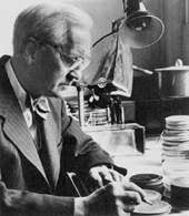 Alexander Fleming /Encyklopedia Internautica