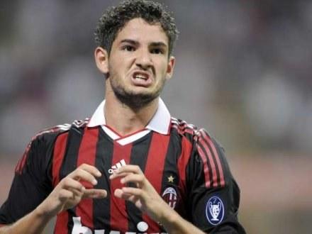 Alexandre Pato - najcenniejszy skarb Milanu /AFP