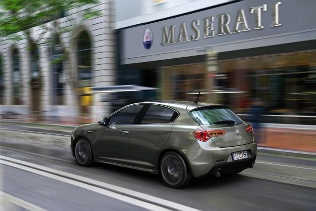 Alfa dla Maserati /
