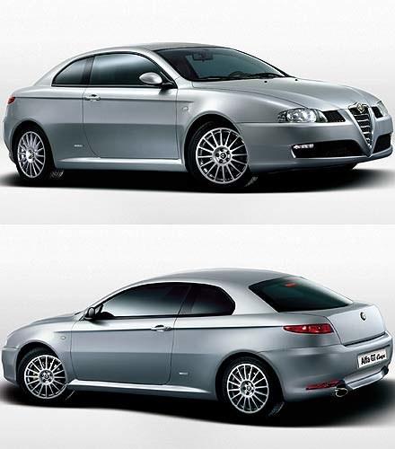 Alfa GT Coupe (kliknij) /INTERIA.PL