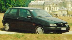 Alfa Romeo 145. W pogoni za oryginalnością