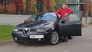 Alfa Romeo 156 z instalacją gazową. Nie taka straszna, jak ją...