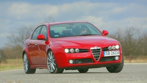 Alfa Romeo 159 - nadal ładna i lepsza, niż myślisz