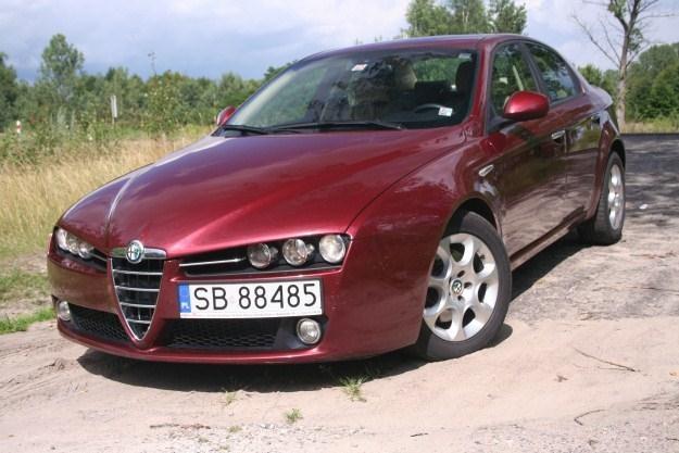 Alfa romeo 159 /INTERIA.PL