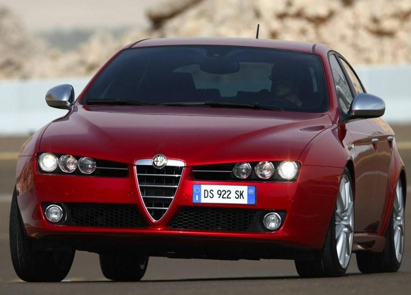 Alfa Romeo 159 /