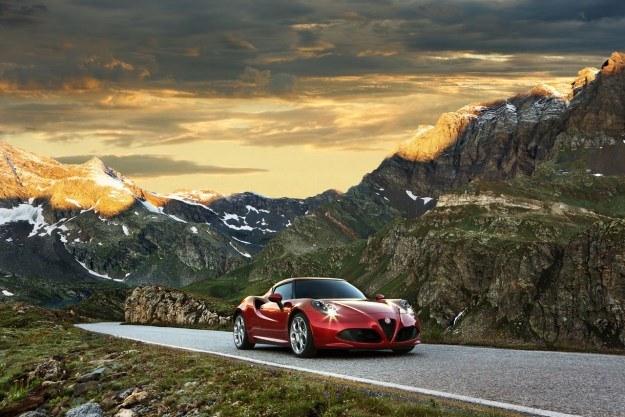 Alfa Romeo 4C /