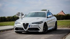 Alfa Romeo Giulia Quadrifoglio – triumfalny powrót?