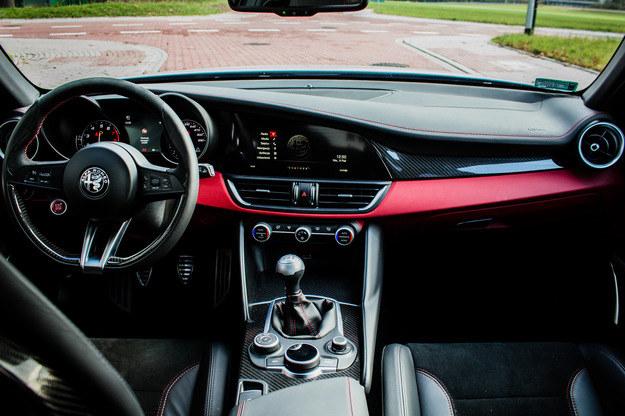 Alfa Romeo Giulia Quadrifoglio /magazynauto.pl