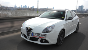 Alfa Romeo Giulietta Sprint - ile w niej czaru dawnych Alf?