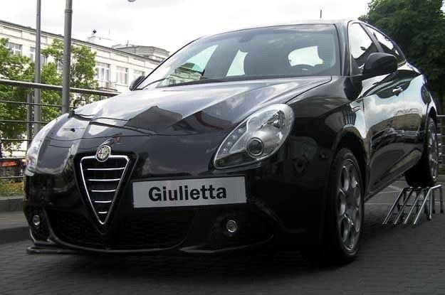 Alfa romeo giulietta /INTERIA.PL