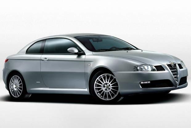 Alfa Romeo GT Coupe (kliknij) /INTERIA.PL
