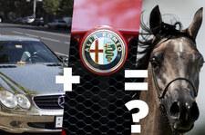 Alfa Romeo jak konie z Janowa Podlaskiego. I złoty mercedes