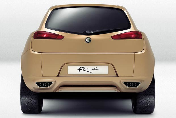 Alfa Romeo Kamal (kliknij) /INTERIA.PL