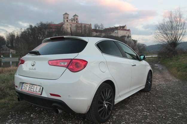 Alfa Romeo pozostanie włoska /INTERIA.PL