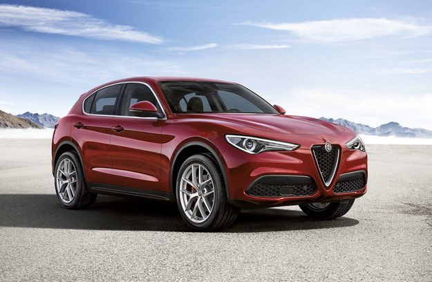 Alfa Romeo Stelvio First Edition /Alfa Romeo