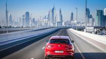 Alfa Romeo Stelvio Quadrifoglio. Dubaj. Testy