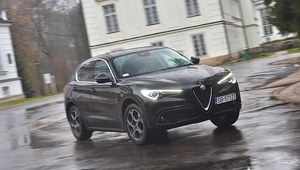 Alfa Romeo Stelvio Super 2.2 Diesel AT8 Q4 – test