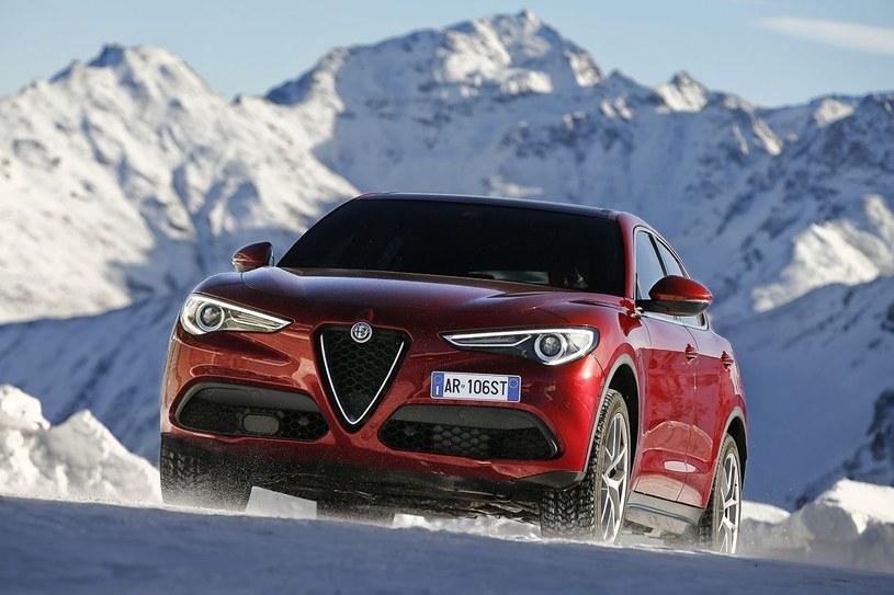 Alfa Romeo Stelvio /