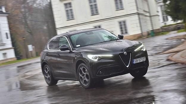 Alfa Romeo Stelvio /Motor