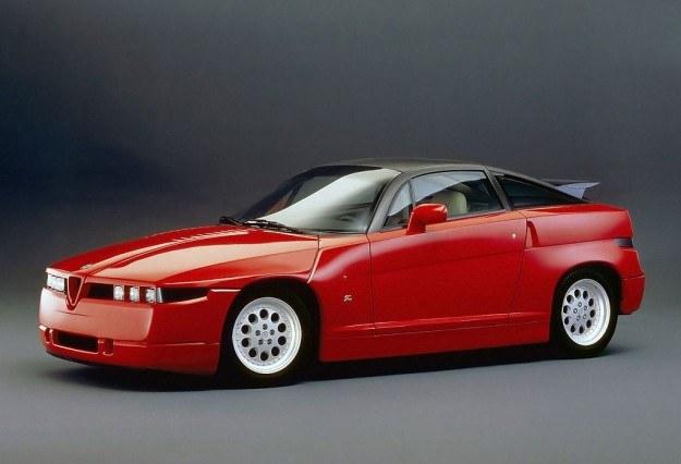 Alfa Romeo SZ /