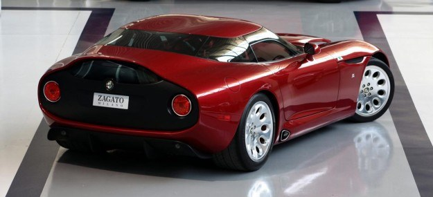 Alfa romeo TZ3 stradale /