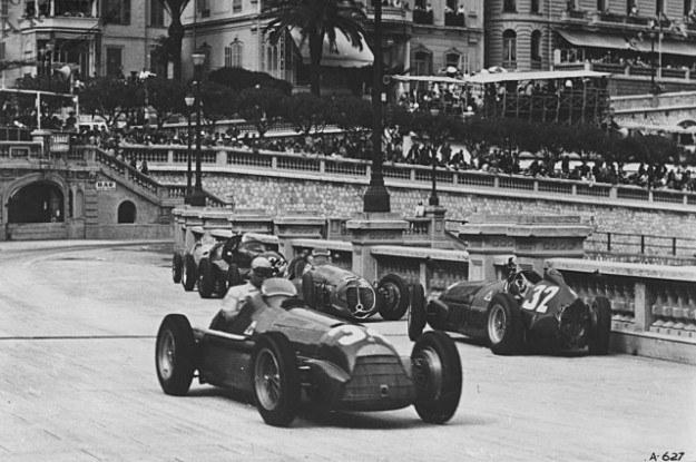 """Alfetta"" grand premio tipo 158 z 1938 roku /"