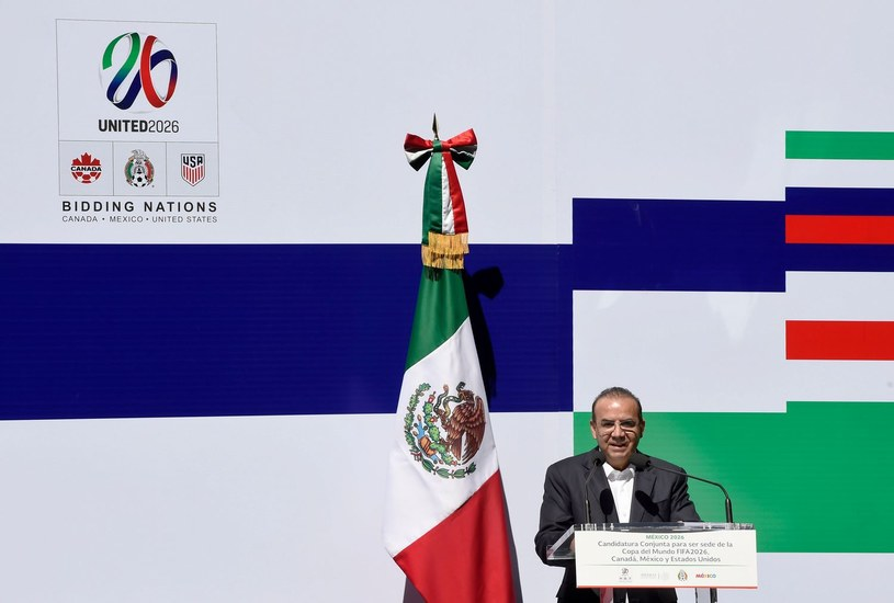 Alfonso Navarrete Prida /Alfredo Estrella  /AFP