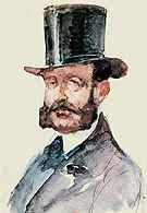 Alfred Mouillard, portret Aleksandra II Romanowa, 1867 /Encyklopedia Internautica