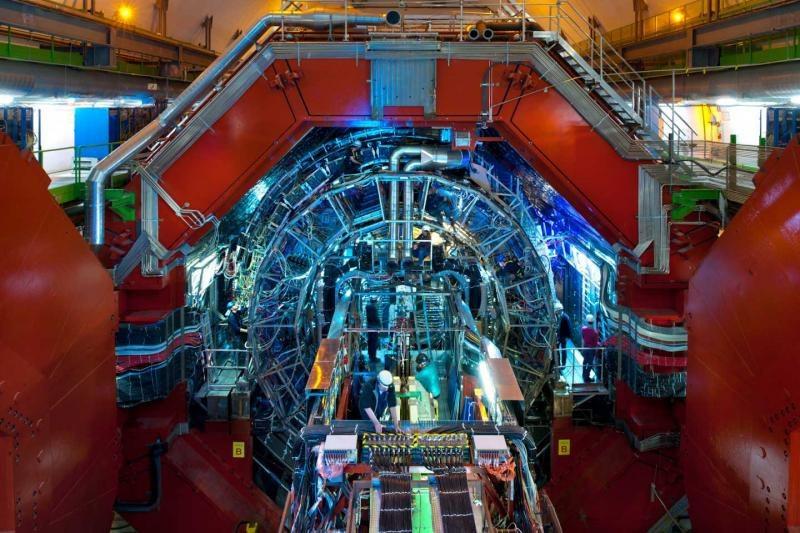 ALICE w Wielkim Zderzaczu Hadronów /materiały prasowe