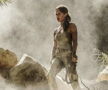Alicia Vikander jako Lara Croft [pierwsze zdjęcia]