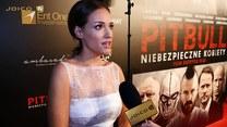 """Alicja Bachleda-Curuś o nowym """"Pitbullu"""""""