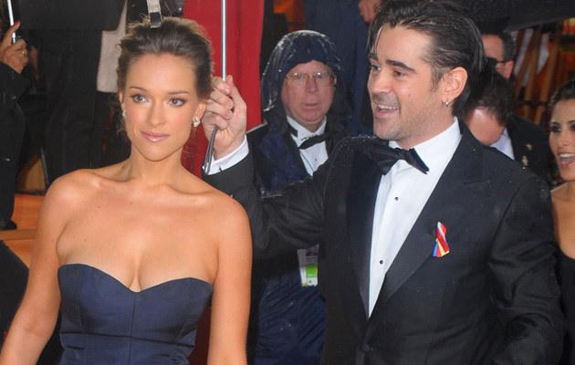 Alicja Bachleda-Curuś wdała się niegdyś w romans z Colinem Farrellem /Jason Merritt /Getty Images