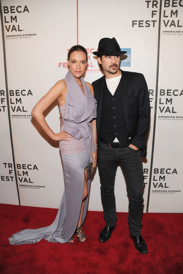 Alicja i Colin /- /Getty Images