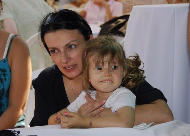 Alicja z córką Vesną /- /East News