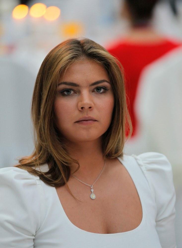 Alina Kabajewa /East News