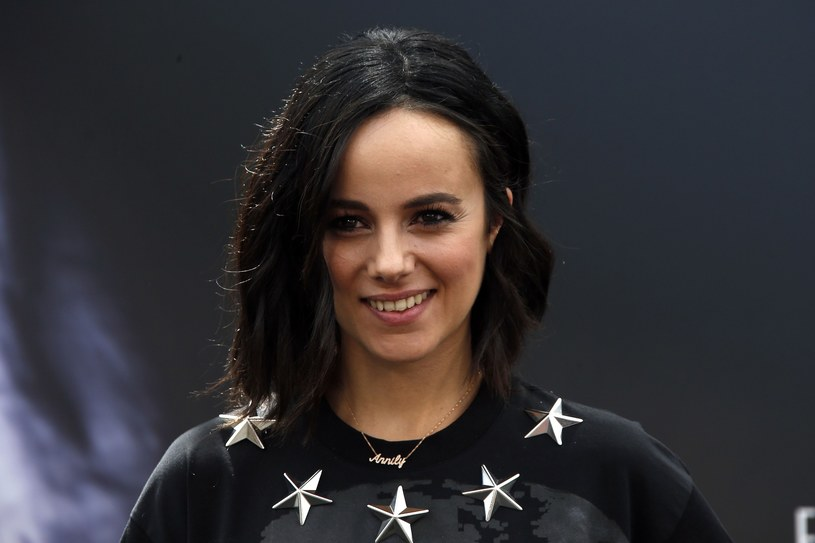 Alizee w 2015 roku /AFP Photo/Valery Hache /East News