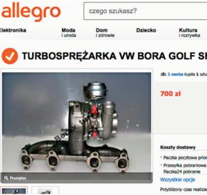 Allegro /Motor