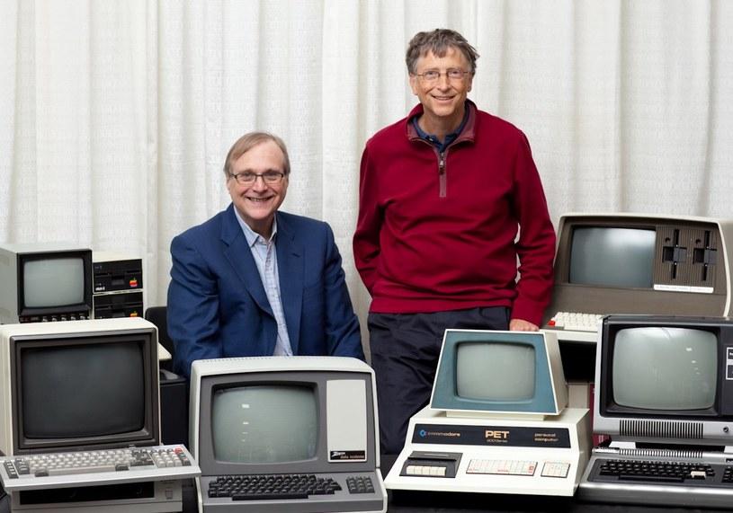 Allen i Gates 32 lata później /materiały prasowe