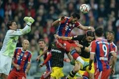 Allianz Arena obroniona, Bayern wygrał z Borussią Dortmund